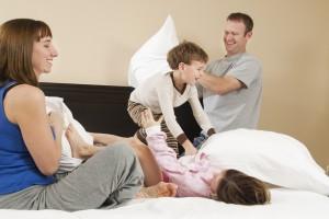 Fun Children's Bed II